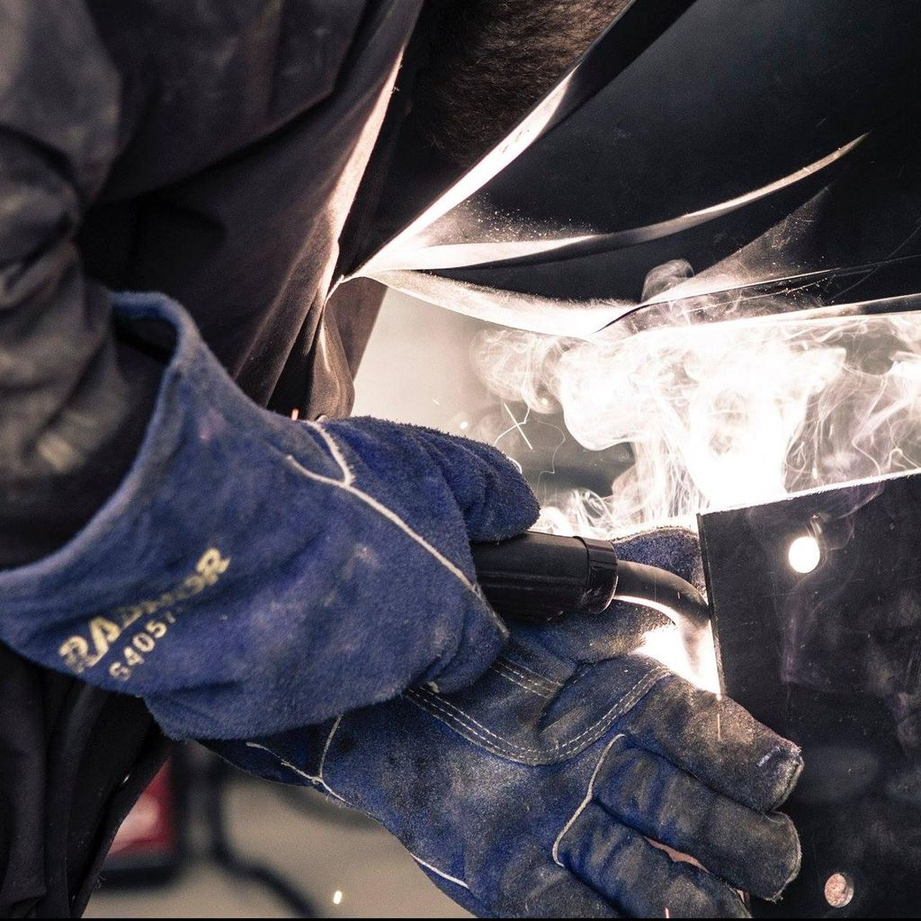 Dirty Hands Fabrication