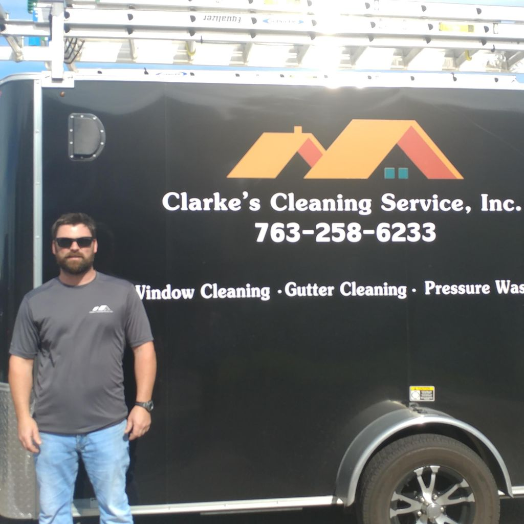 Clarke's Cleaning Service, Inc.