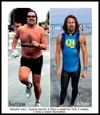 Greg lost 50 pounds 10 years ago and has kept it off!
