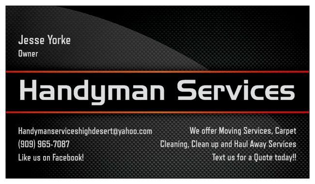 Handyman Services LLC
