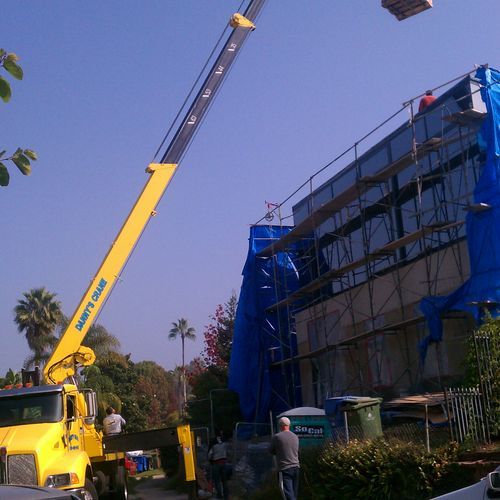 3 Heat Pumps 5 Ton Packaged Units Installed in Pacific Palisades, CA