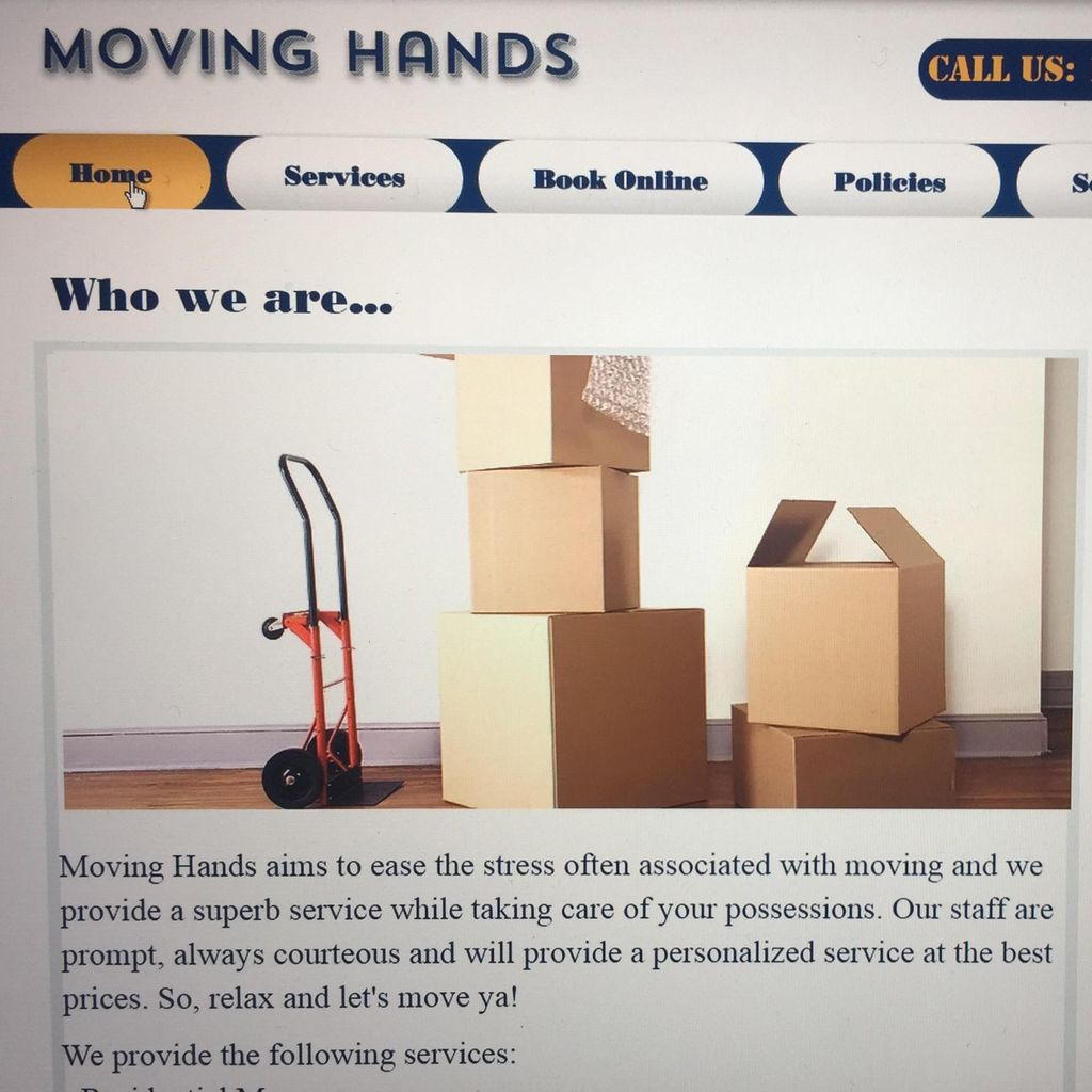 Moving Hands