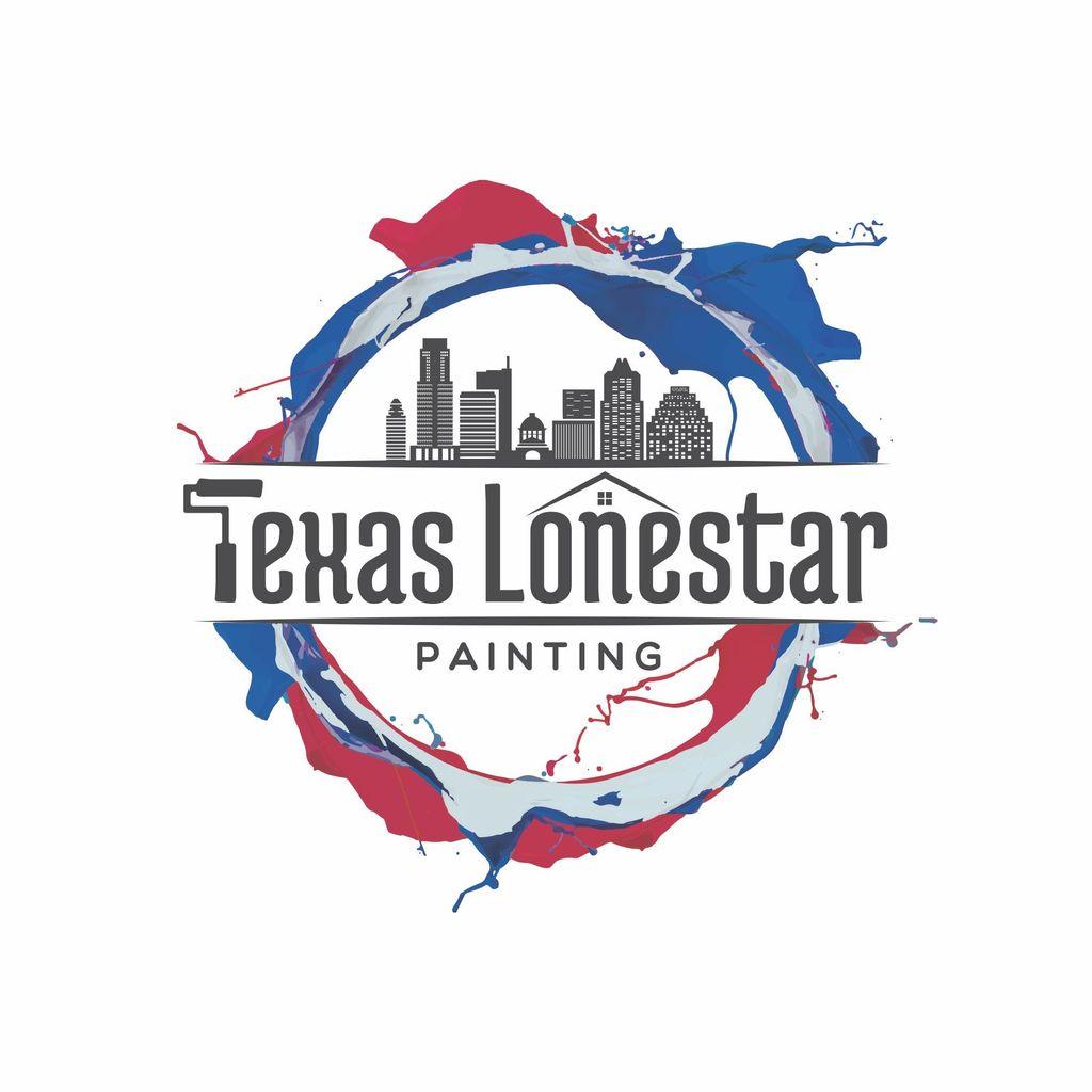 Texas Lonestar painting