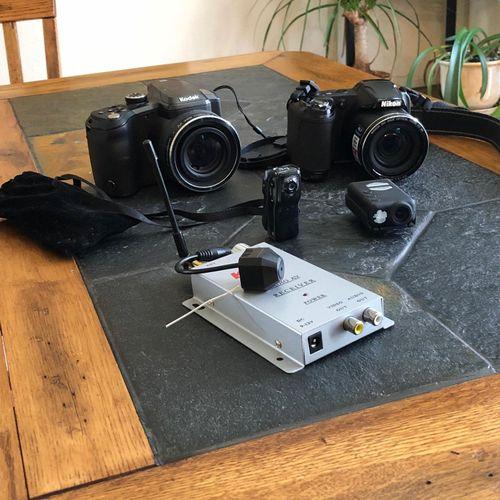 Covert Camera Equipment
