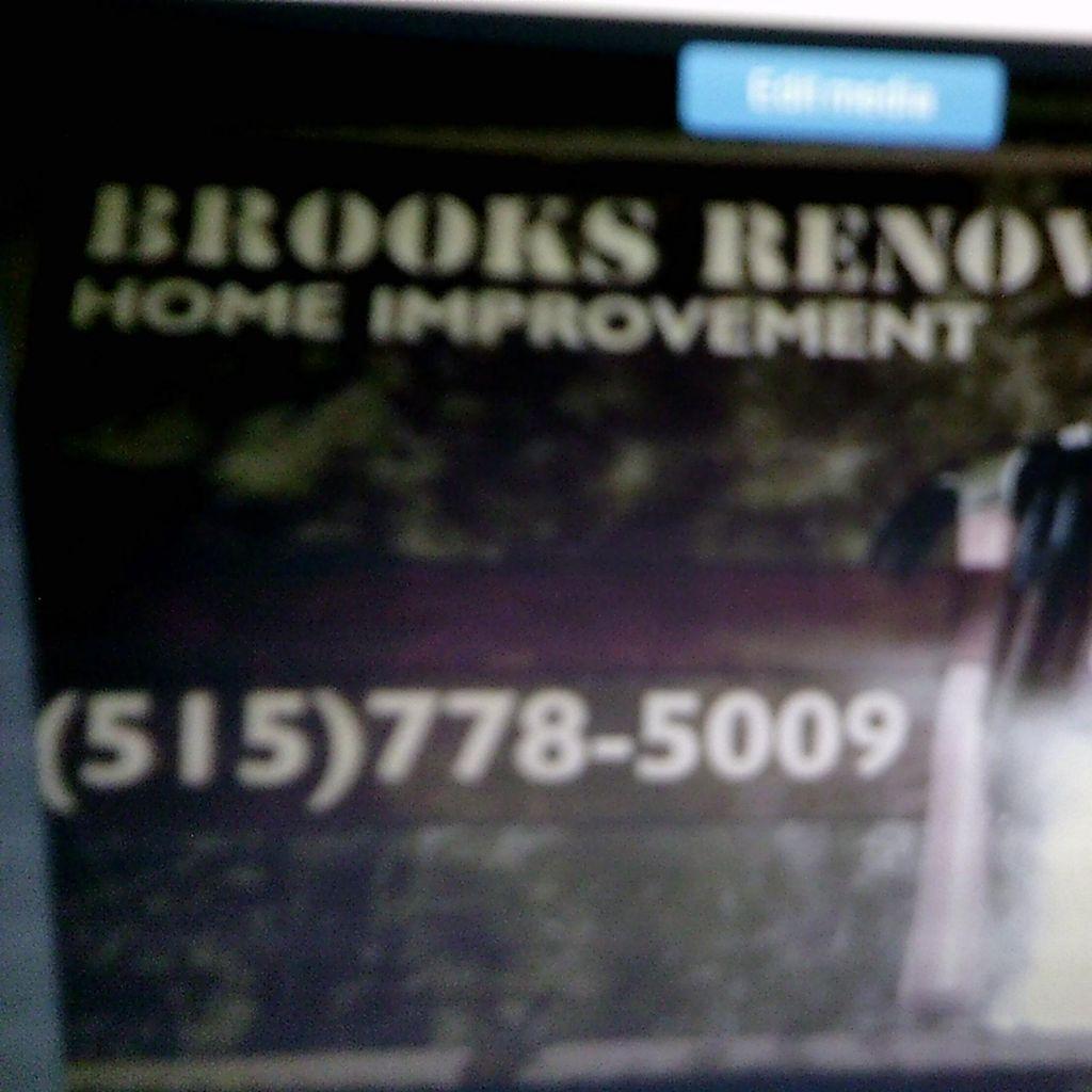 Brooks Renovations LLC