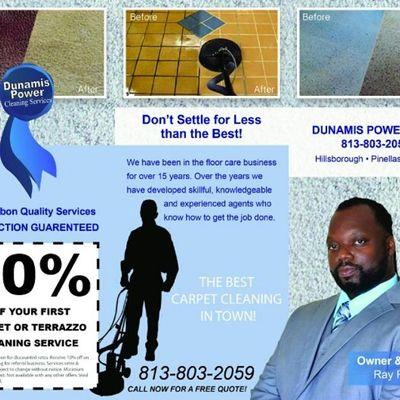 Avatar for Dunamis Power Cleaning Services Saint Petersburg, FL Thumbtack