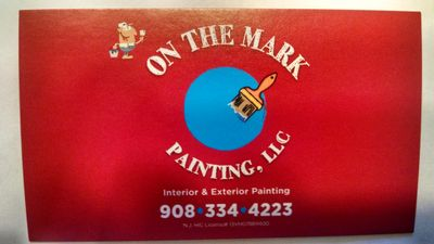 Avatar for On The Mark Painting