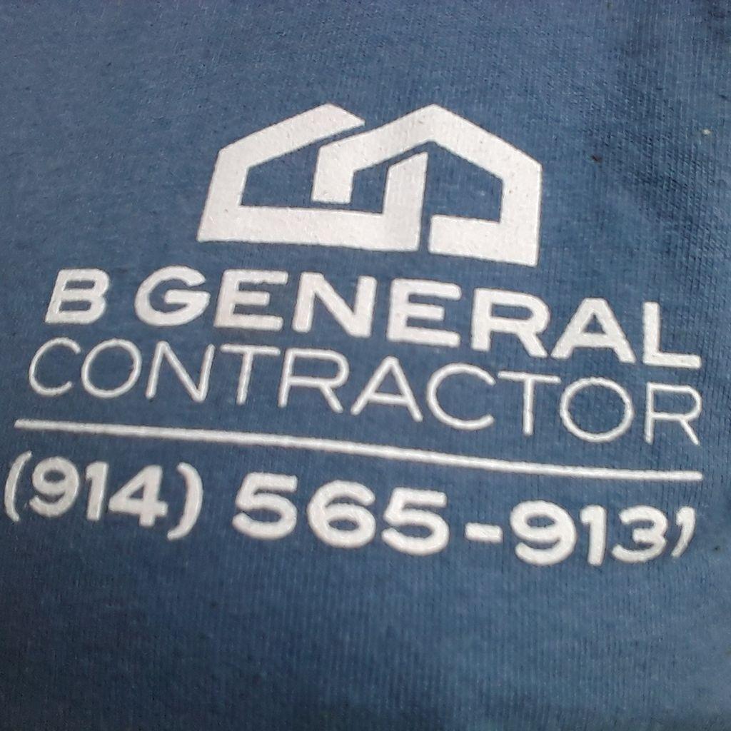 B General contractor