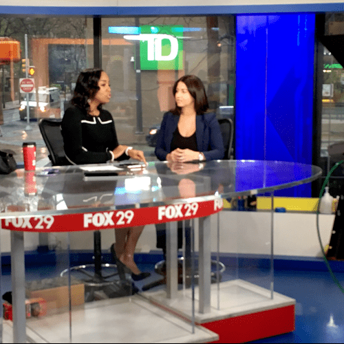 Fox 29 Interview