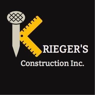 Krieger's Construction Inc.