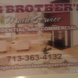 Big Brother's Cleaning Services