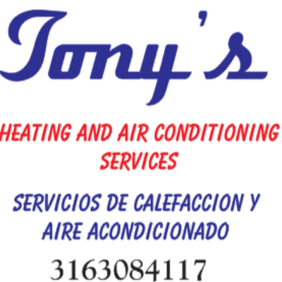 Avatar for Tony's Heating and Air conditioning Services Wichita, KS Thumbtack