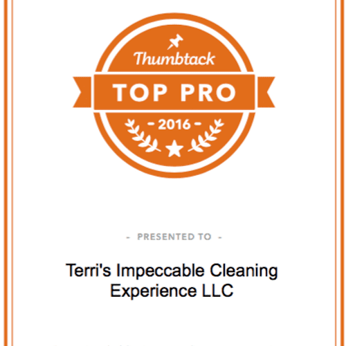 2017 BEST CLEANING COMPANY AWARD