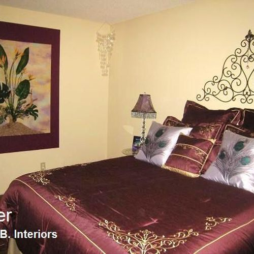 Interior Design and Custom 3D Canvas Art. Newbury Park, Ca.