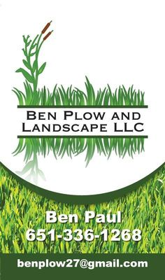 Avatar for Ben Plow and Landscape LLC Saint Paul, MN Thumbtack