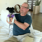 Jim has been professionally pet sitting for over twenty years!