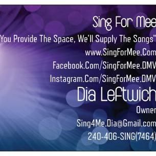 Avatar for Sing For Mee Dallas, TX Thumbtack