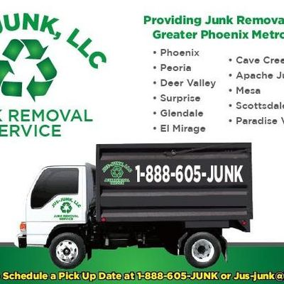 Avatar for Jus-Junk,LLC(Junk Removal) Surprise, AZ Thumbtack