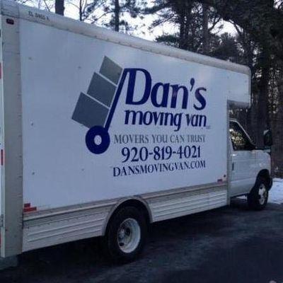 Avatar for Dan's Moving Van LLC Green Bay, WI Thumbtack