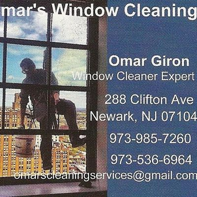 Avatar for O.M.G window cleaner