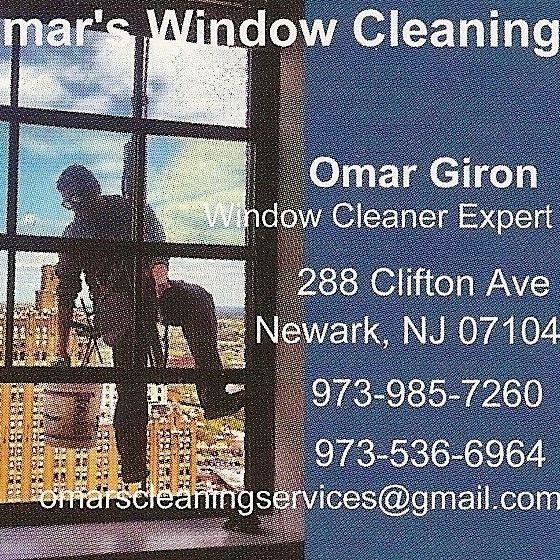 O.M.G window cleaner