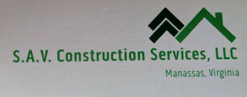S.A.V Construction Services