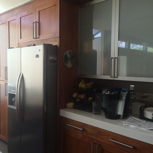 Temecula kitchen remodel- After picture #2