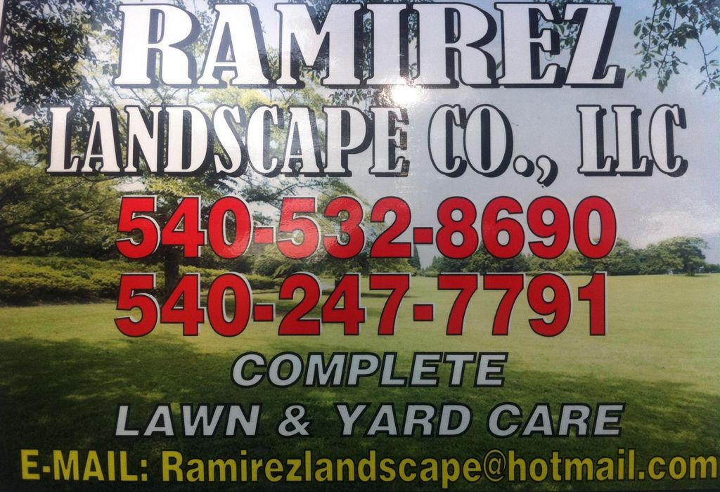 Ramirez Landscape CO. Llc