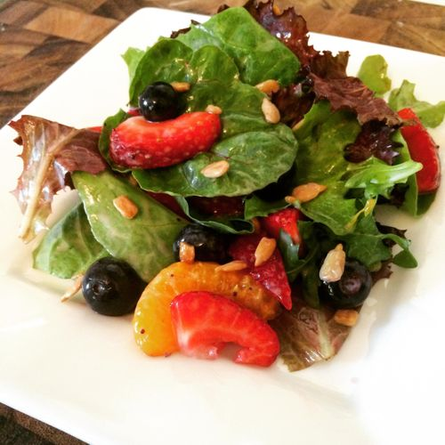 Our Gingham Salad
