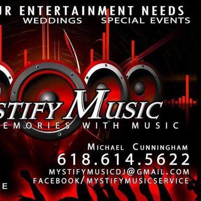 Avatar for Mystify Music Service Buncombe, IL Thumbtack
