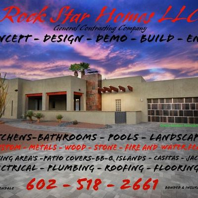 Avatar for Rock Star Homes LLC Phoenix, AZ Thumbtack