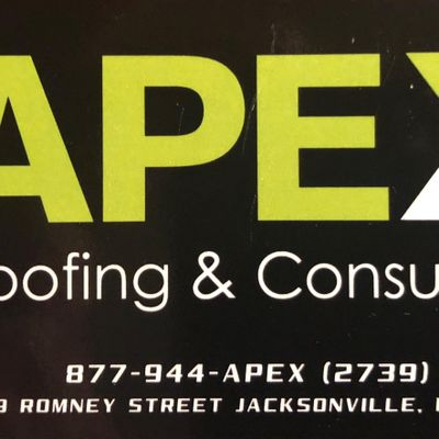Avatar for Apex Roofing and Consulting