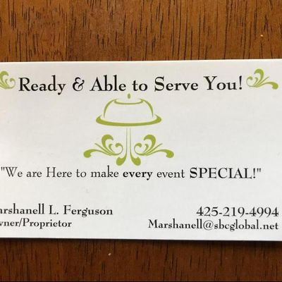 Avatar for Ready and Able to Serve You Bothell, WA Thumbtack