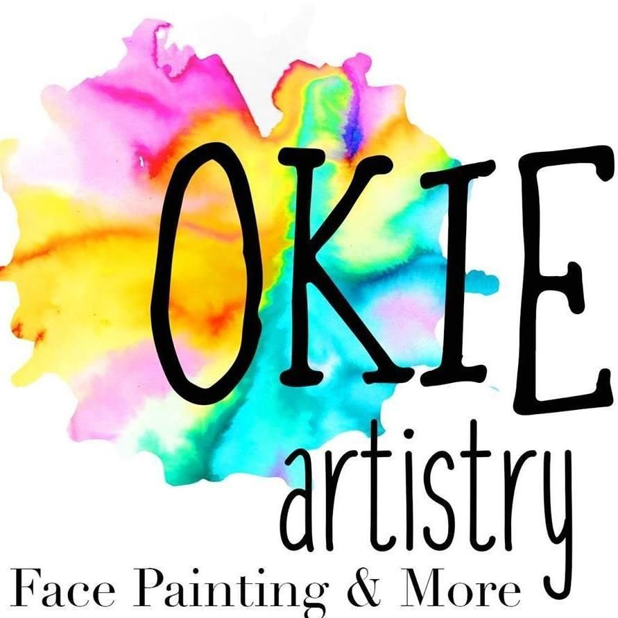 Okie Artistry Face Painting