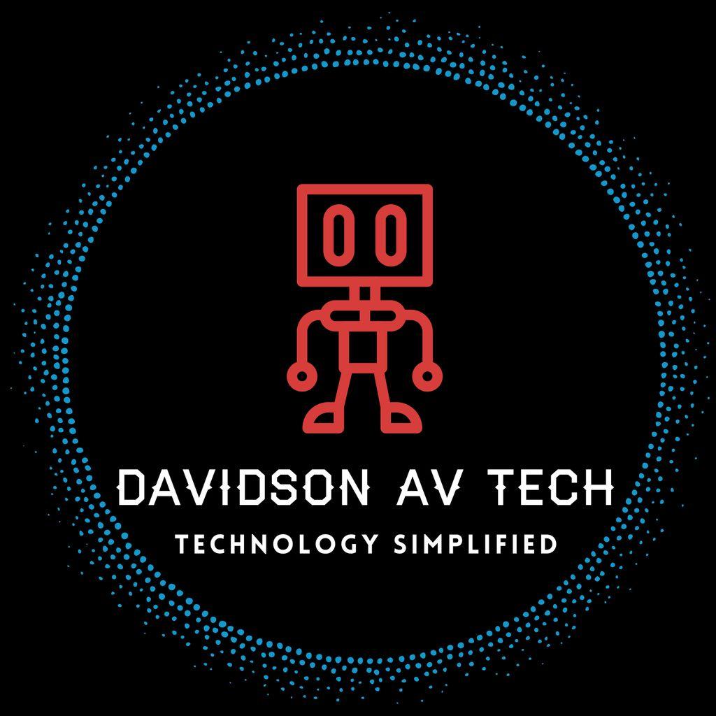 Davidson AV Tech