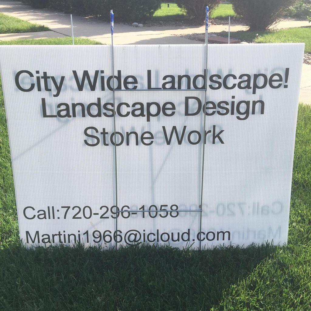 Citywidelandscape