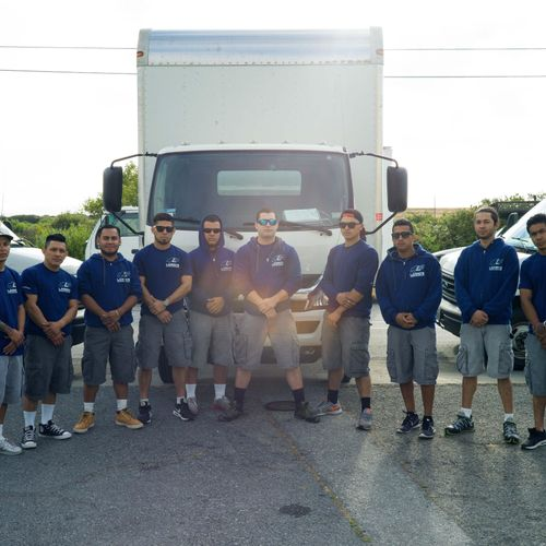 all are crew member :)  all of them are super experience movers proud to have all of them.