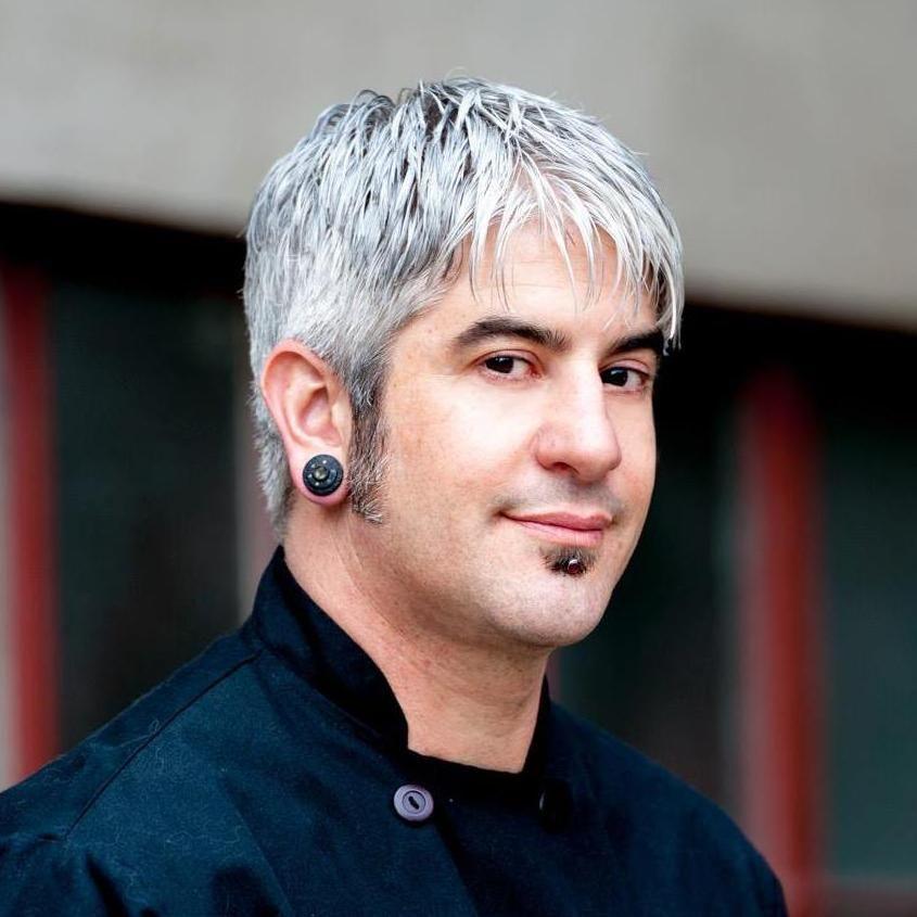 Chef Sacha Kupelian