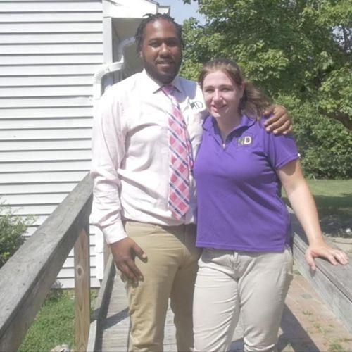 Herbert (owner)  Amanda ( Manager of Baltimore area)