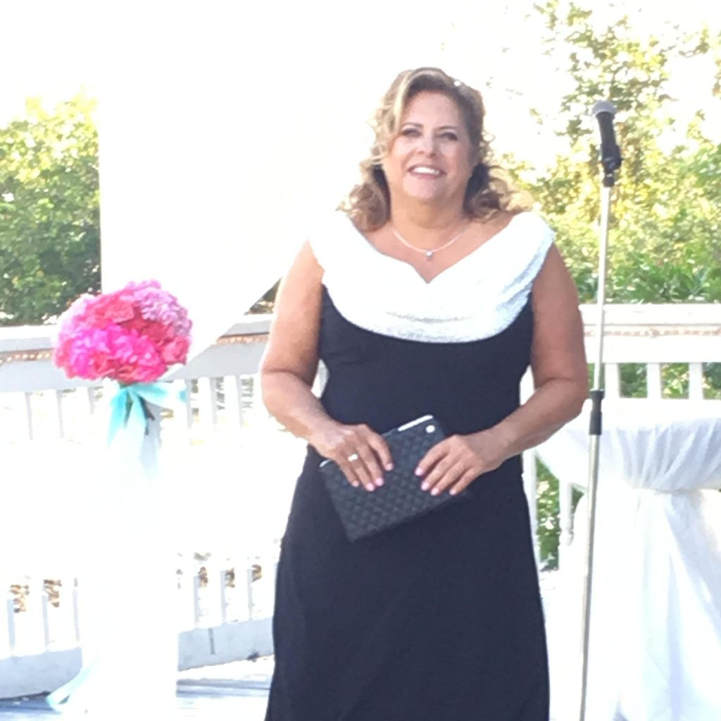 Joanne Zito, Wedding Officiant