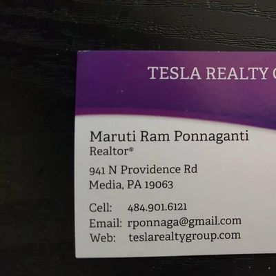 Avatar for Tesla realty Exton, PA Thumbtack