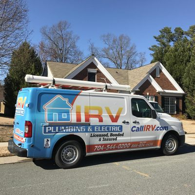 Avatar for IRV PLUMBING , ELECTRIC and HVAC Charlotte, NC Thumbtack