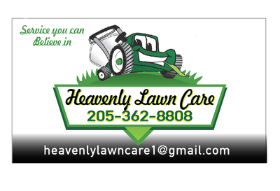 Avatar for Heavenly Lawn Care First Class Mowing Odenville, AL Thumbtack