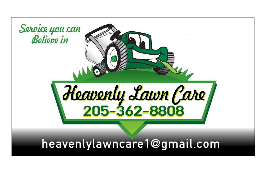 Heavenly Lawn Care First Class Mowing