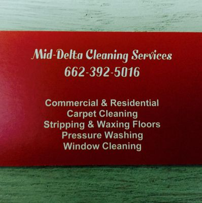 Avatar for Mid-Delta Cleaning Services Sidon, MS Thumbtack