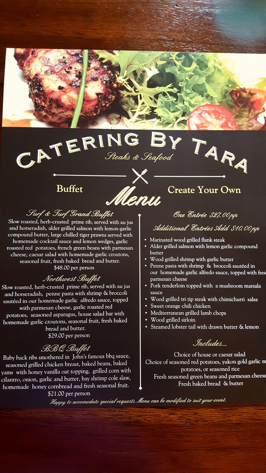 Catering By Tara Helm