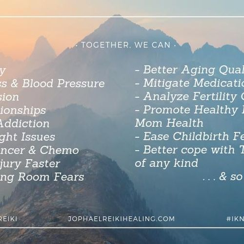 What Can You Heal?