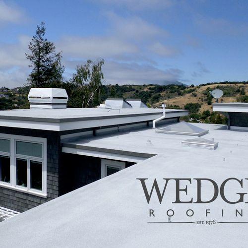 Spray Foam Roof Marin County