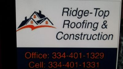 Avatar for Ridge Top Roofing & Construction