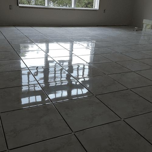 San Antonio, TX - Tile Flooring Project